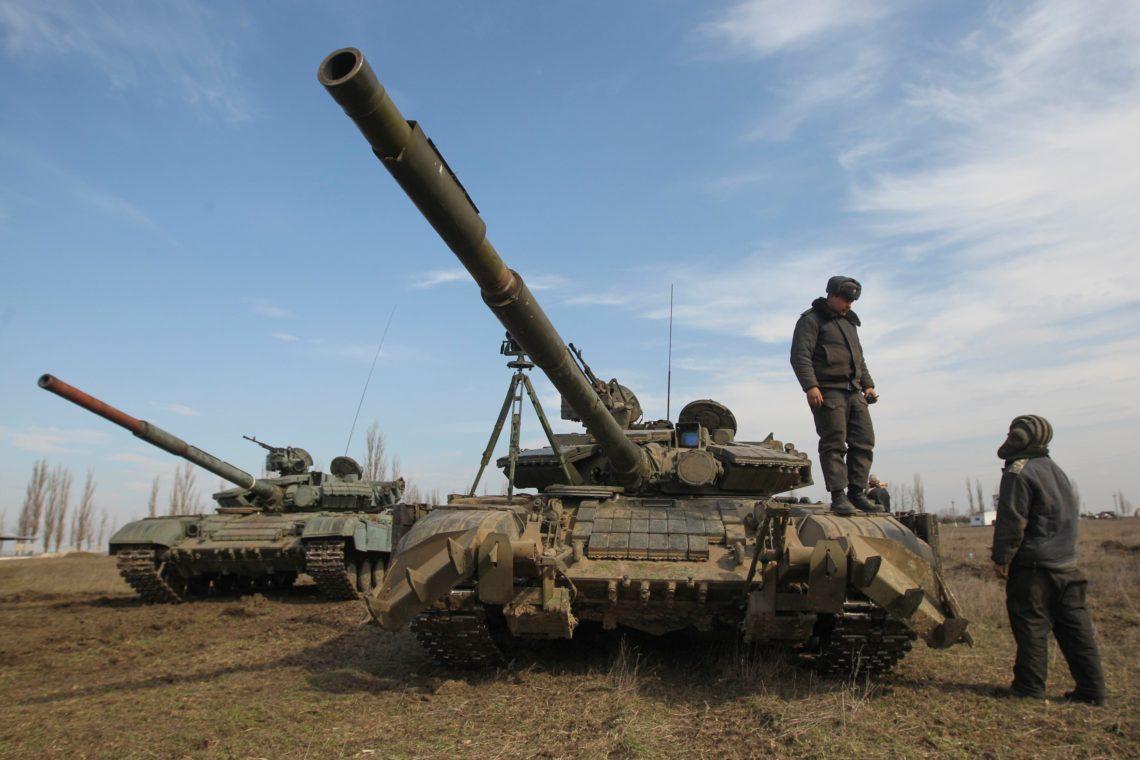Украина проведёт антитеррористические учения награнице сКрымом 21апреля