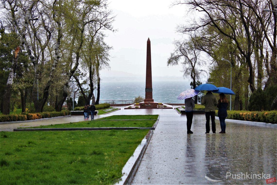 Из-за резкого ухудшение погоды в Одесской области было принято решение о закрытии школ в регионе.