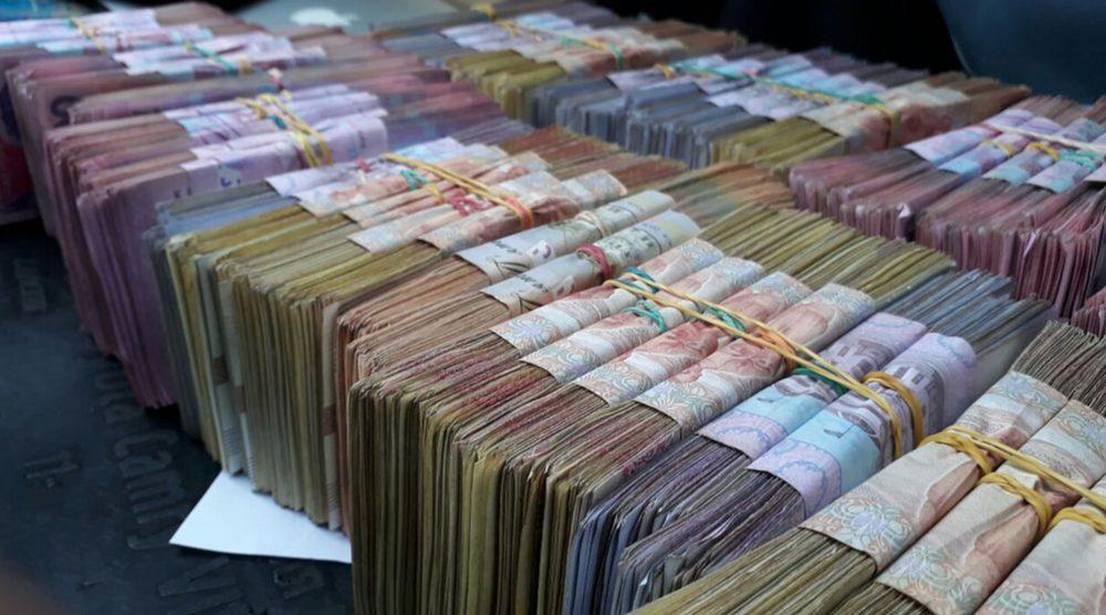 ВДнепре СБУ прикрыла русский конвертцентр соборотом 700 млн.грн.