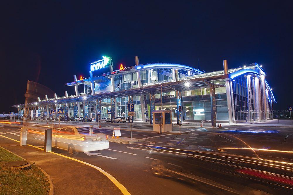 Аэропорт «Киев» временно остановил переговоры сRyanair