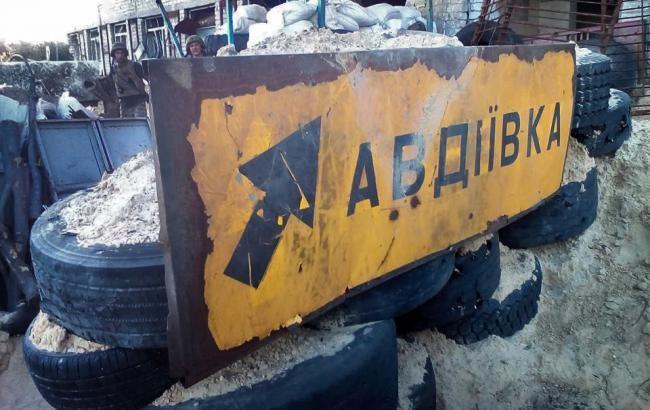 Авдеевка иДФС снова обесточены