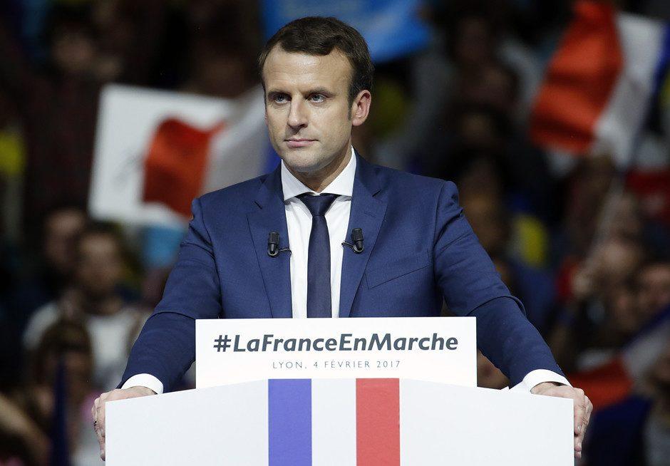 Выборы президента Франции: появились заключительные результаты первого тура