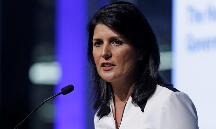 США потребовали отСовбеза ООН усилить давление на Российскую Федерацию повопросу Сирии