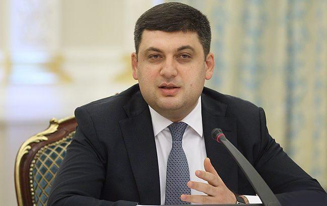 Гройсман: Украина на100% готова кЕвровидению