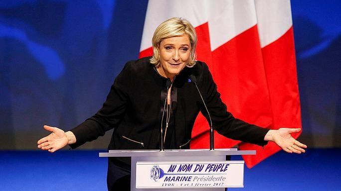 ЛеПен желает вернуть встрану национальную валюту франк