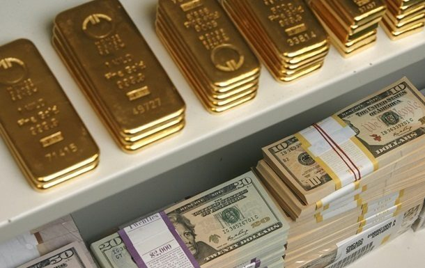 Международные резервы Украины возросли весной на2 млрд долларов