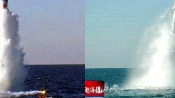 Китай заявив про успішне випробування ракет нового типу
