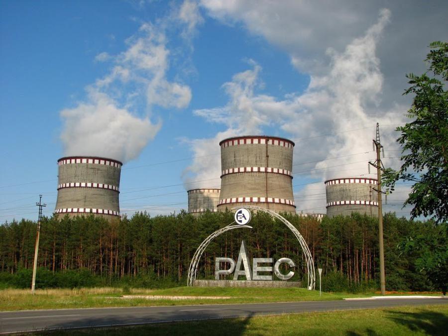 Запорожская АЭС отключила наремонт пятый энергоблок