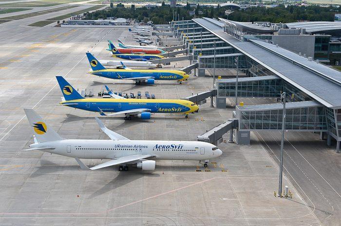 «Борисполь» удешевит авиабилеты засчет скидок каэропортовым сборам