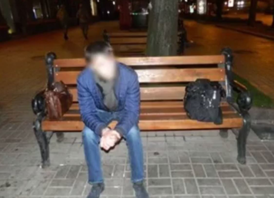 ВКиеве обокрали иностранного репортера