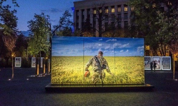 Десантники 25-ой ОВДБр после года в зоне АТО вернулись на Днепропетровщину - Цензор.НЕТ 6813