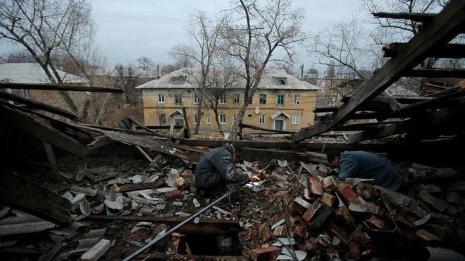 Намаршруте наблюдателей ОБСЕ врайоне Шахтерска обнаружили бомбу
