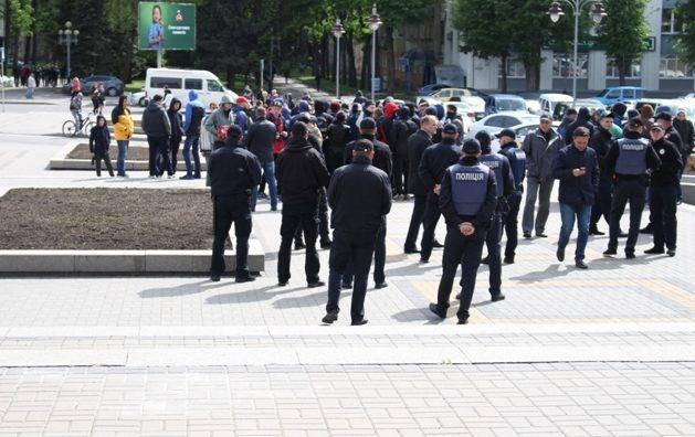 СБУ открыла дело запризывы ксозданию «Ровенской народной республики»