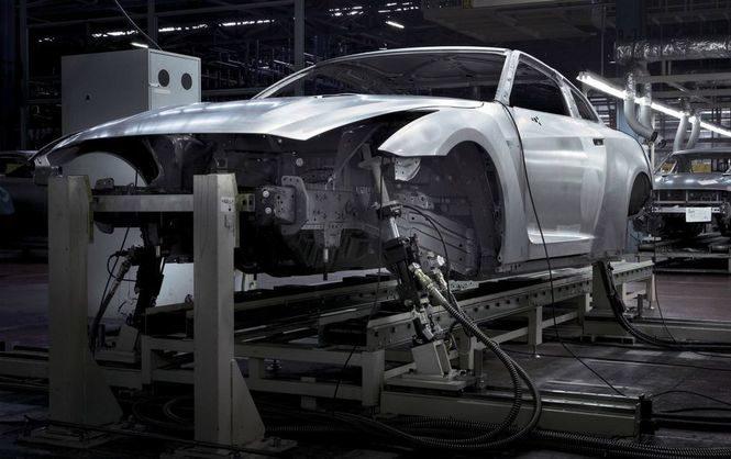 ВУкраинском государстве резко возросло производство авто