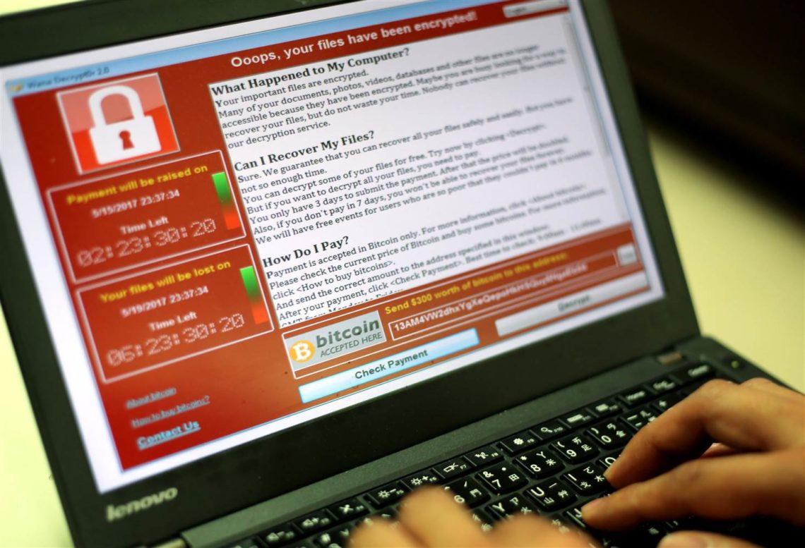 Департамент киберполиции Национальной полиции обратился к украинцам с рекомендациями как не попасть в ловушку к хакерам-вымогателям зап