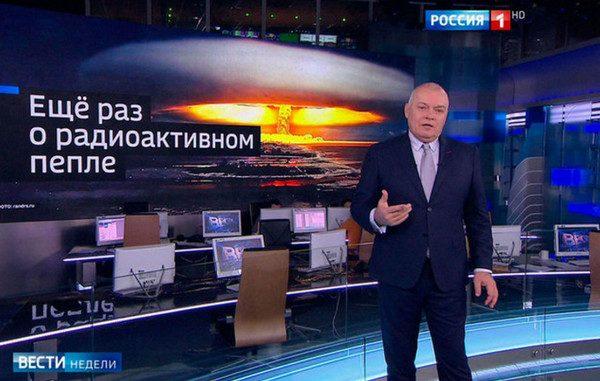 Украина ввела санкции против русских СМИ