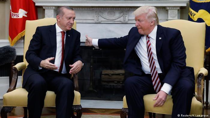 Посольство Турции вСША обвинило курдов в потасовке  удипмиссии вВашингтоне