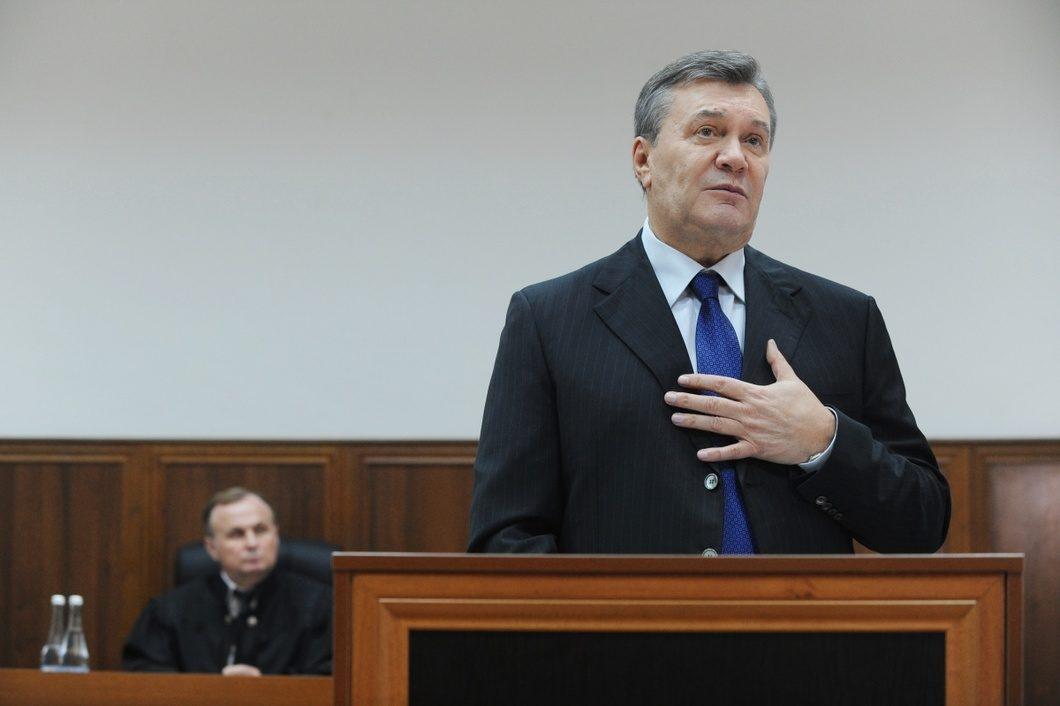 Після втечі Янукович двічі перетинав кордон України і РФ— ГПУ