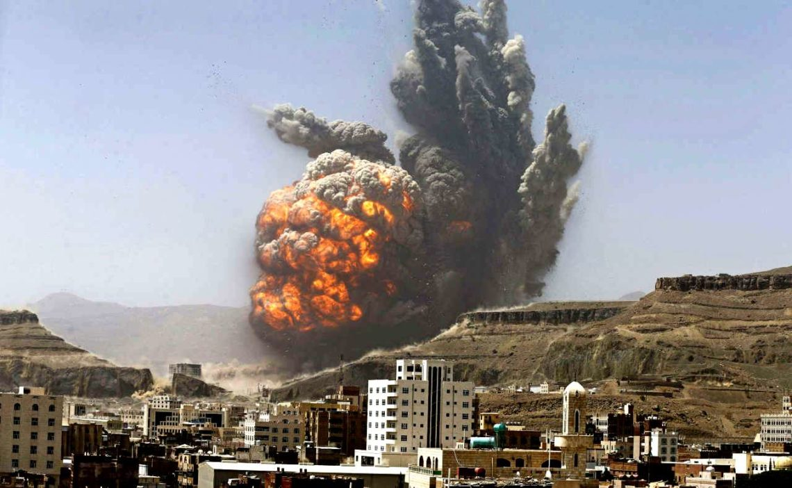 Авиация США атаковала приверженцев  Асада наюге Сирии