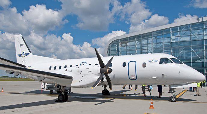 Українській авіакомпанії заборонили літати в Європу