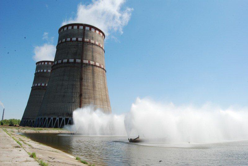 Энергоблок №1 Запорожской АЭС отключен отэнергосети
