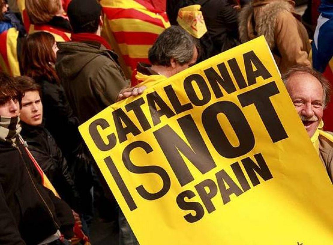 Каталония отделится отИспании, ежели Мадрид не даст возможность проведение референдума