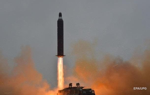 ВМЗС України засудили запуск балістичної ракети КНДР