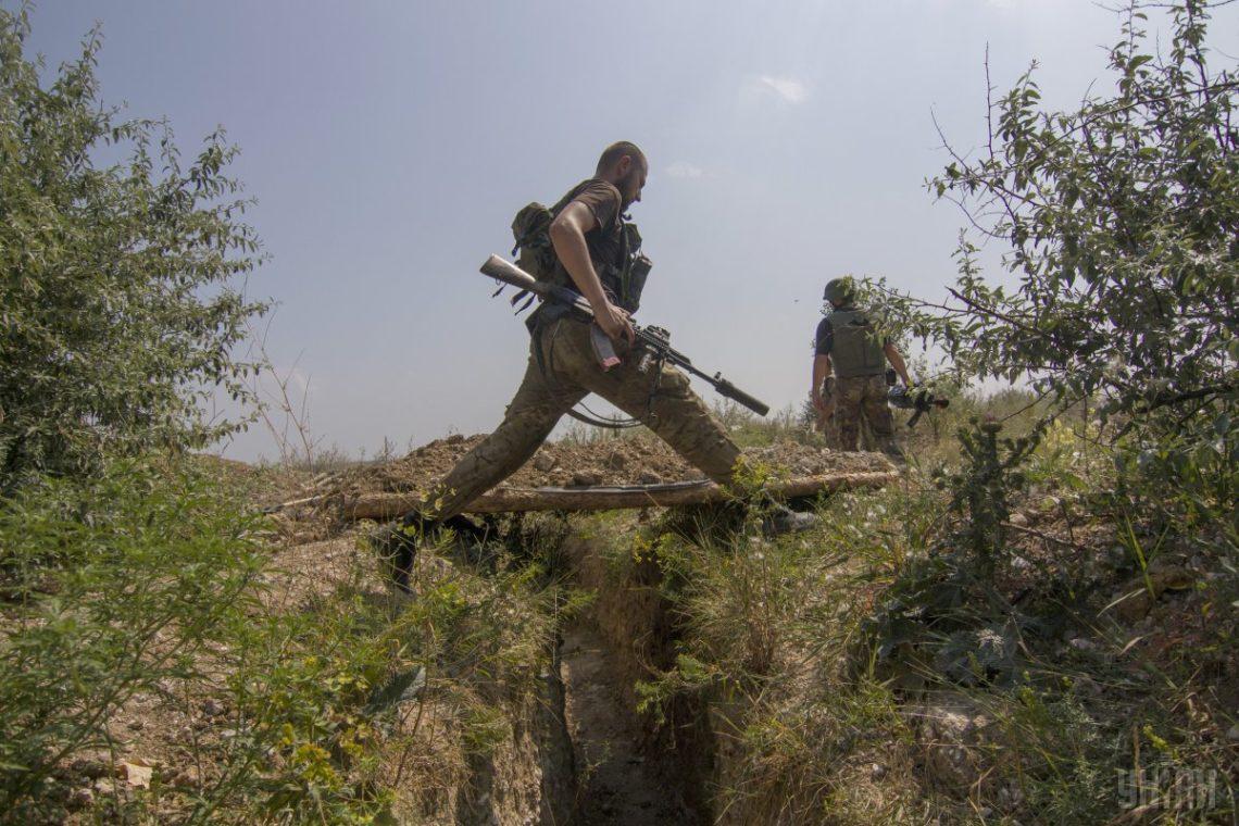 Корреспондент проинформировал опродвижении украинских войск наСветлодарской дуге