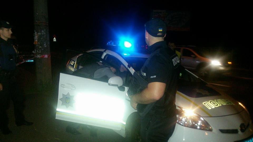УКиєві розстріляли мотоцикліста: опубліковано фото підозрюваного і з місця розстрілу