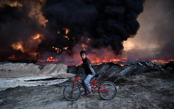 США визнали загибель від ударів коаліції понад 100 цивільних уМосулі