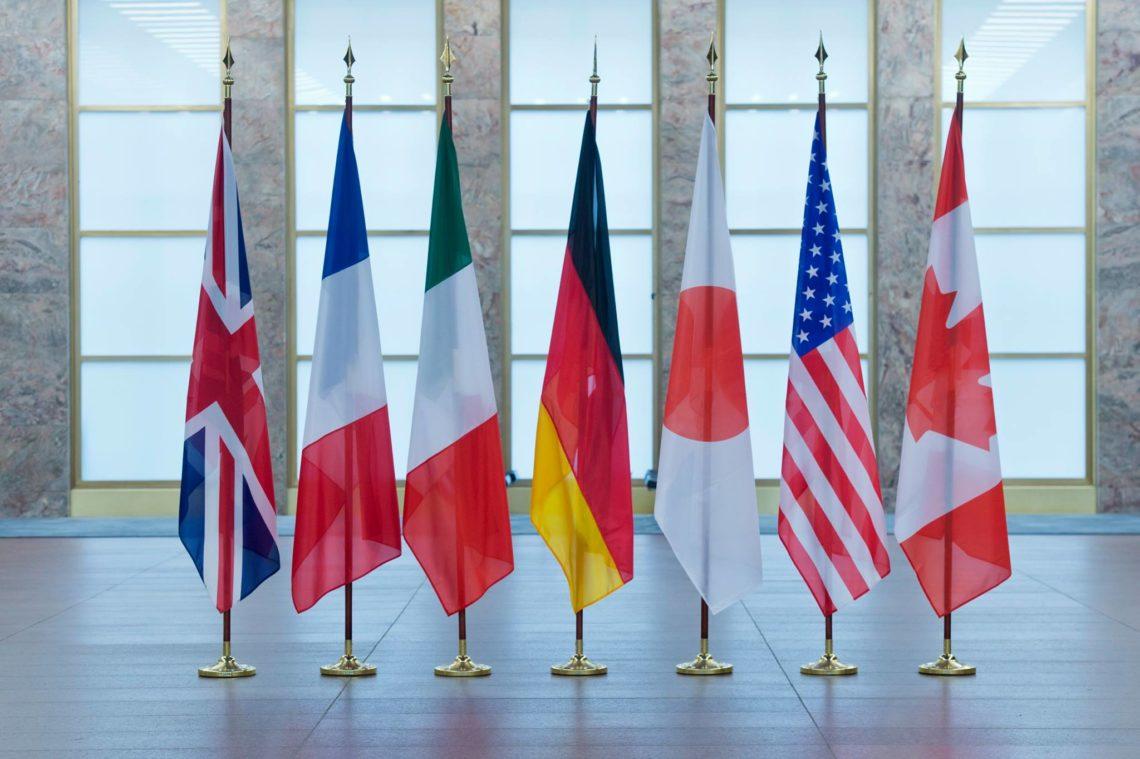 В Італії стартує саміт «Великої сімки»