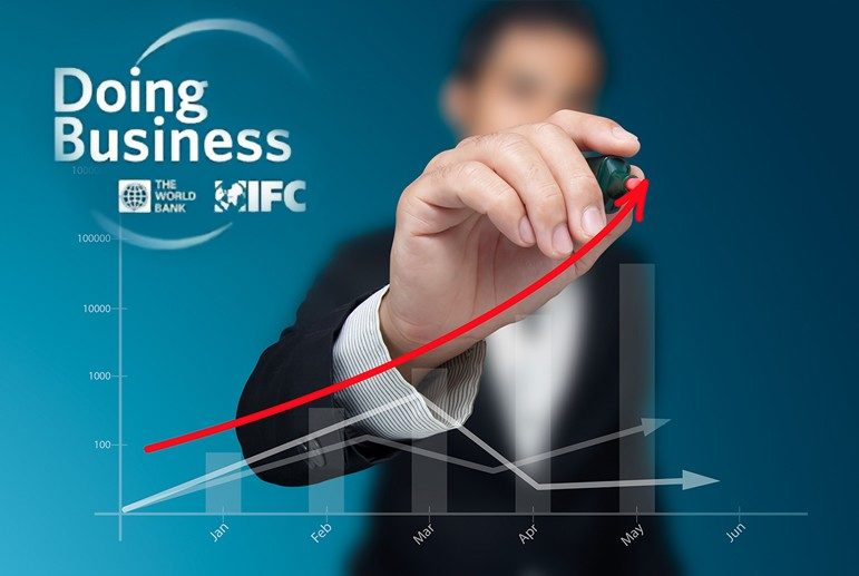 Украина может существенно подняться в рейтинге Doing Business в 2018 году, получив плюс 10 позиций.