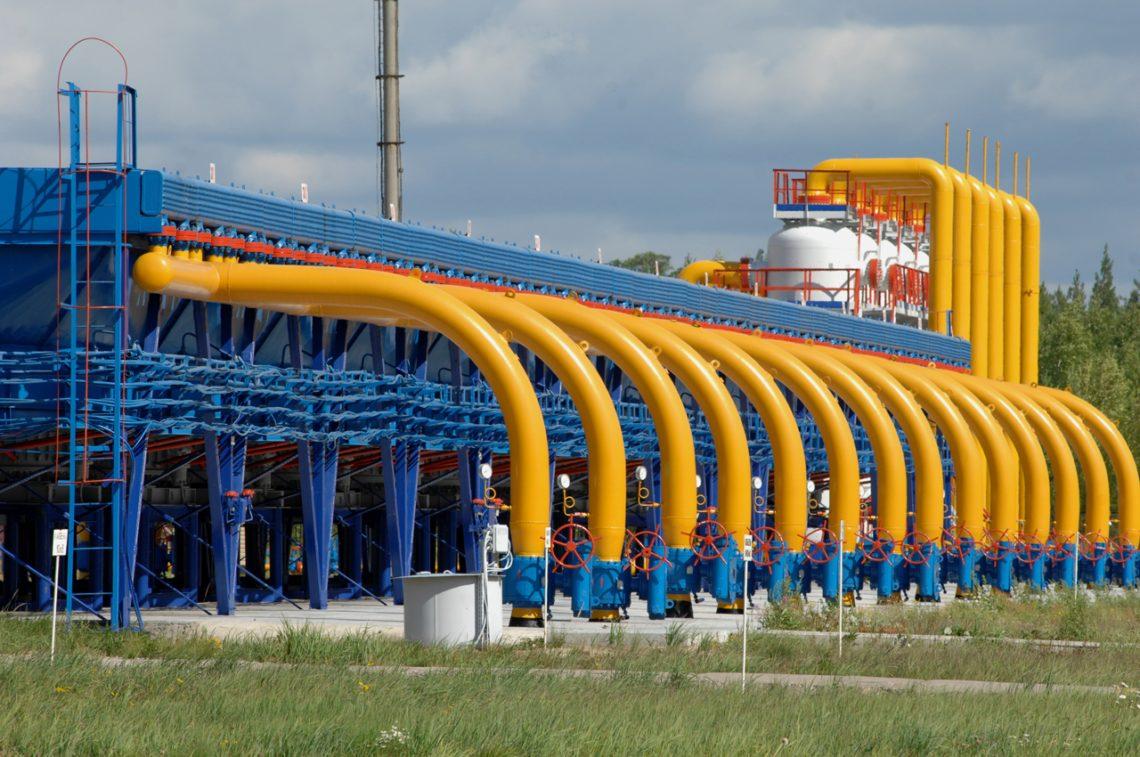 Украина импортировала изСловакии 4 млрд куб. мгаза сначала года