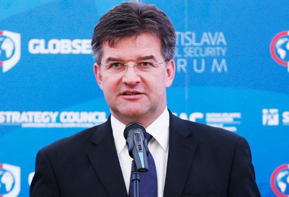 Головою Генасамблеї ООН обрано голову МЗС Словаччини Лайчака