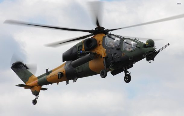 Під час аварії гвинтокрила вТуреччині загинули 13 військових
