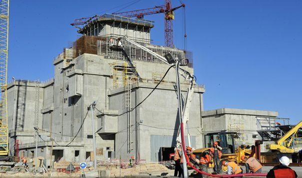 Кабмин без обсуждения утвердил строительство хранилища ядерного топлива под Киевом