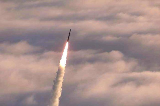 КНДР запустила протикорабельні ракети на відстань 200км