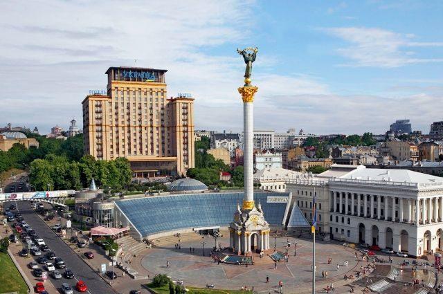 УКиєві від 9 червня перекриють центр через «Безвіз»