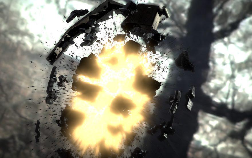 УКиєві удворі будинку вибухнула граната «Ф-1»