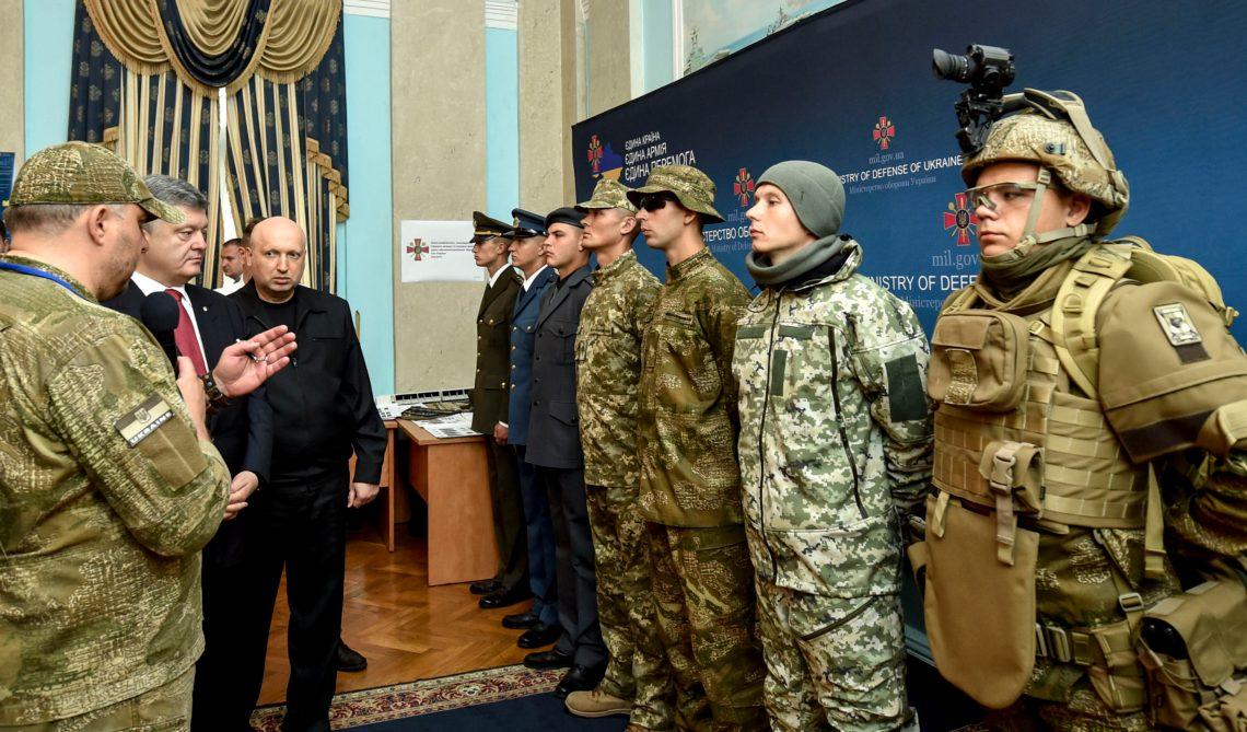 Детективи Антикорупційного бюро під час розслідування за фактом закупівлі неякісної форми для військових виявило збагачення тестя полковника з 1 363 ГВП МО.