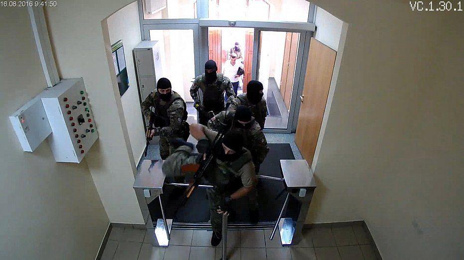 СМИ узнали про обыски вофисе НАПК