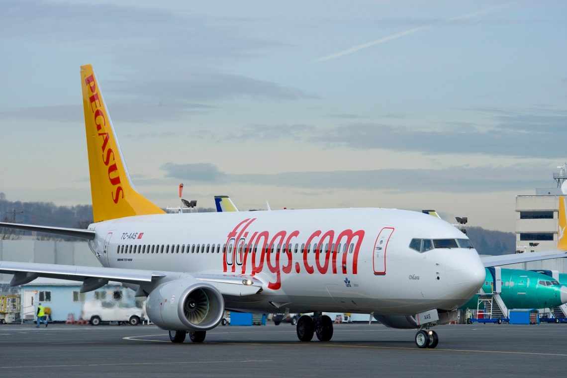 Турецкая авиакомпания Pegasus Airlines с 14 июля откроет прямые регулярные рейсы по маршруту Анкара – Одесса – Анкара.