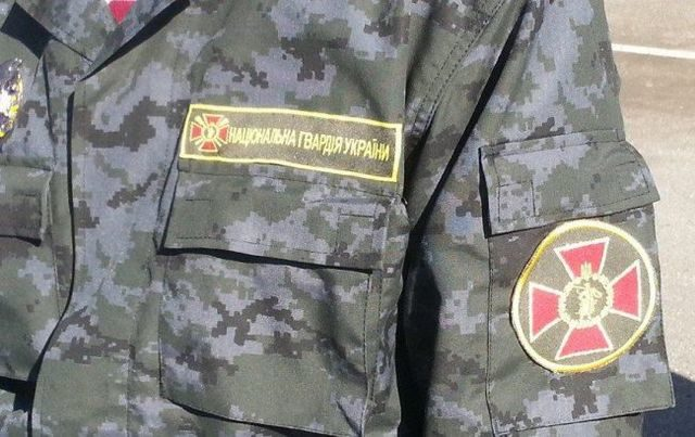НаЛуганщине пропал без вести полковник Нацгвардии
