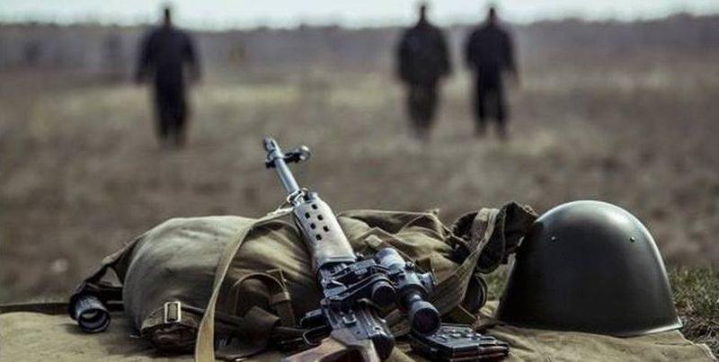При обстрелах сепаратистов погибли два бойца — Украинские военные