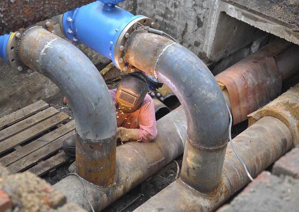 В 3-х районах украинской столицы навремя ремонта отключат холодную воду