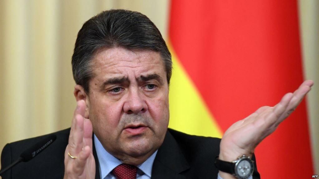 Руководитель МИД Германии неверит вбыстрое решение конфликта наДонбассе