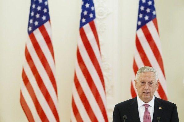 Министр обороны США: Путин бросил вызов послевоенному международному порядку