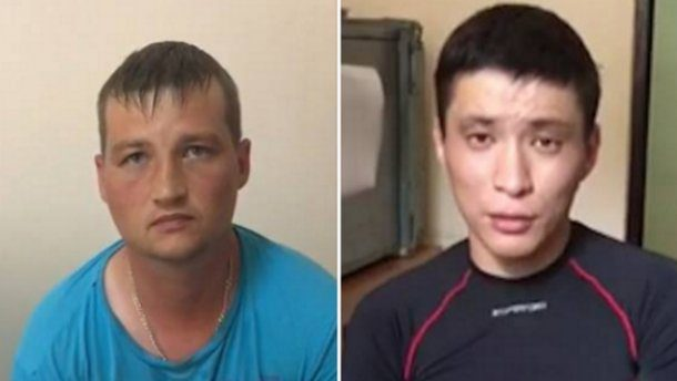 Вгосударстве Украина сказали озадержании 2-х русских таможенников