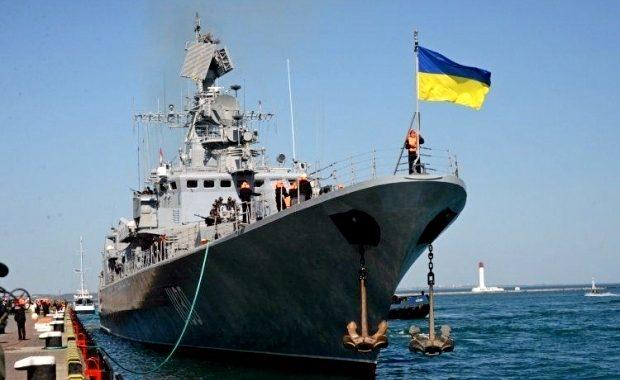 Парубий: Убежден, что украинские моряки вернут Крым Украине