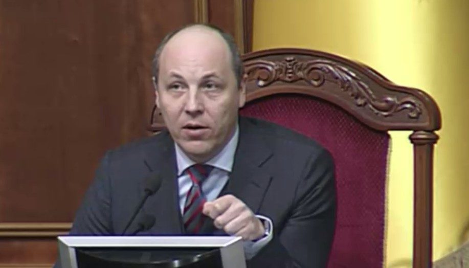 Парубій: Україна повинна стати наступним після Чорногорії членом НАТО